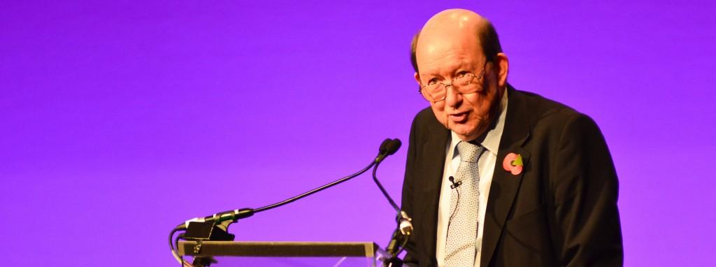 Prof Ron Laskey