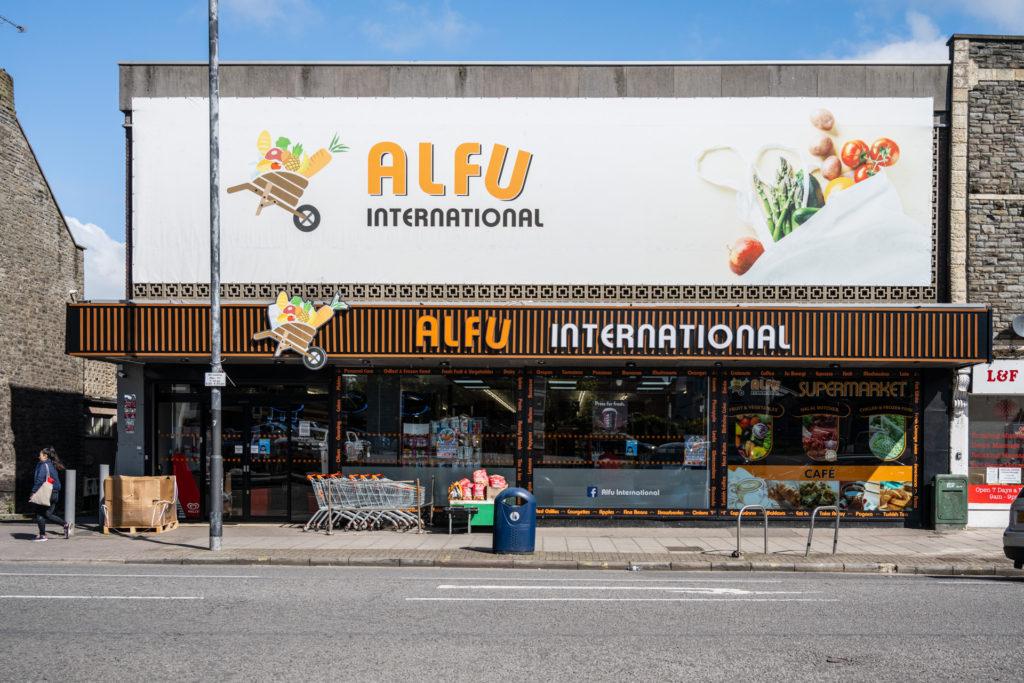 Alfu International Supermarket
